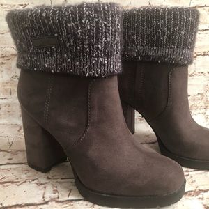 Circus by Sam Edelman Carter Sweater Boots